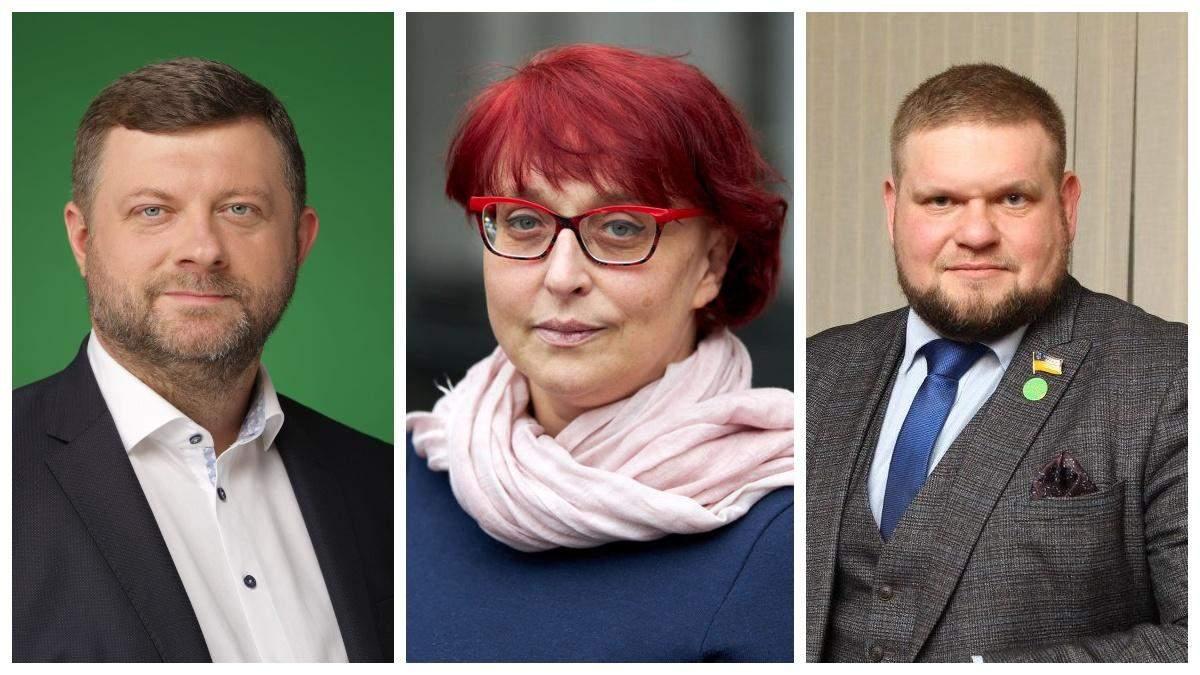 Самые влиятельные нардепы Рады: кто в тройке лидеров
