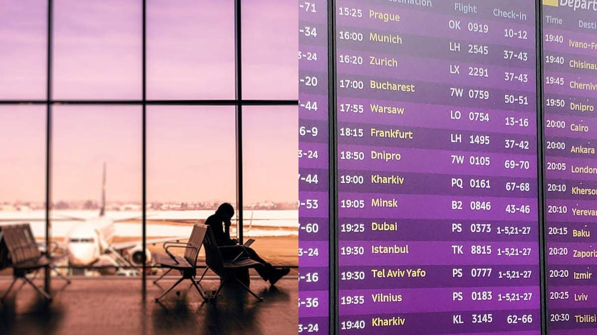 Массовая задержка рейсов из Украины в Анталию: будут ли компенсации