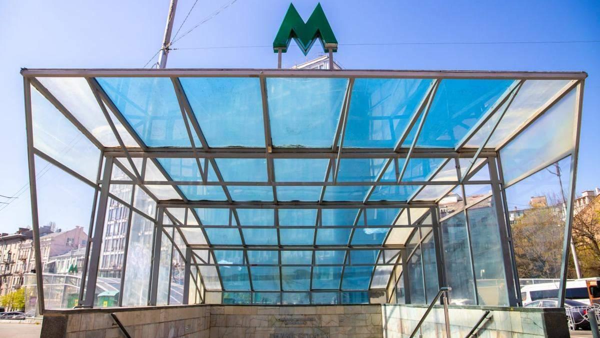 В Киеве закроют одну из ключевых станций метро