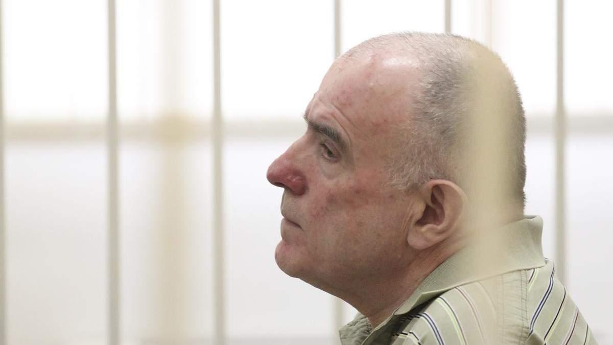 ВС оставил Пукача за решеткой пожизненно за убийство Гонгадзе