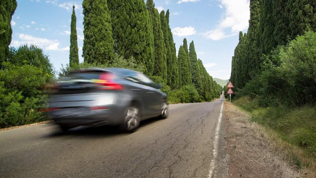 После установки камер нарушений на дорогах стало меньше