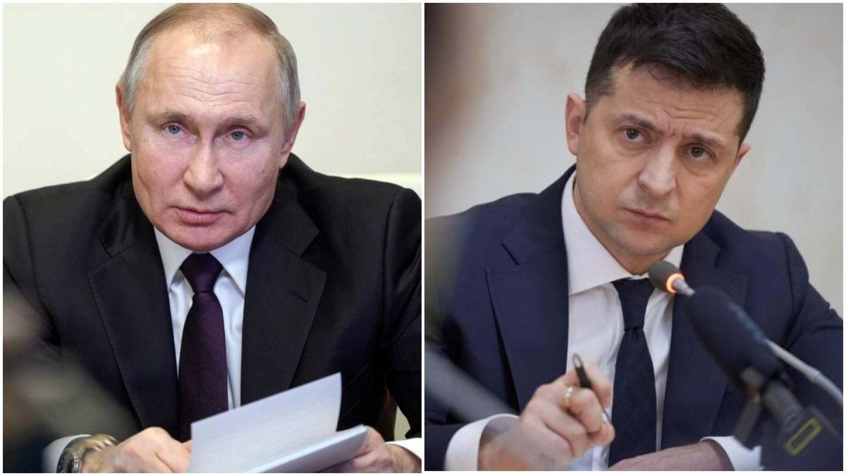 Путін і Зеленський найімовірніше зустрінуться, – Данілов