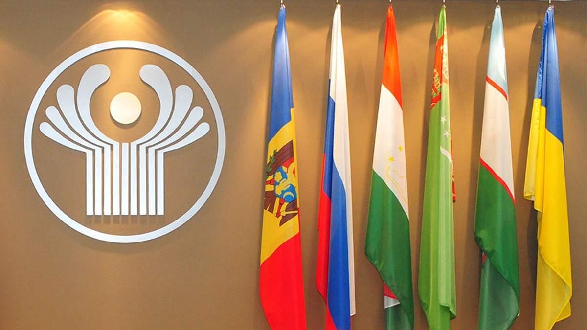 Україна 4 липня 2021 вийде зі ще однієї угоди СНД