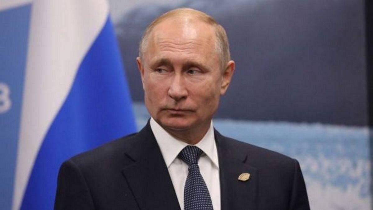 Володимир Путін ухвалив стратегію нацбезпеки Росії