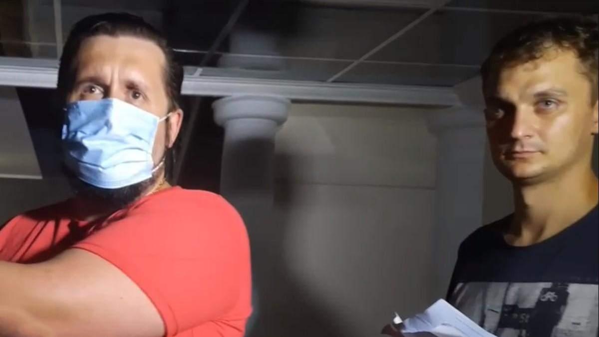 Патрульні зупинили слугу Брагара: той написав на них заяву – відео