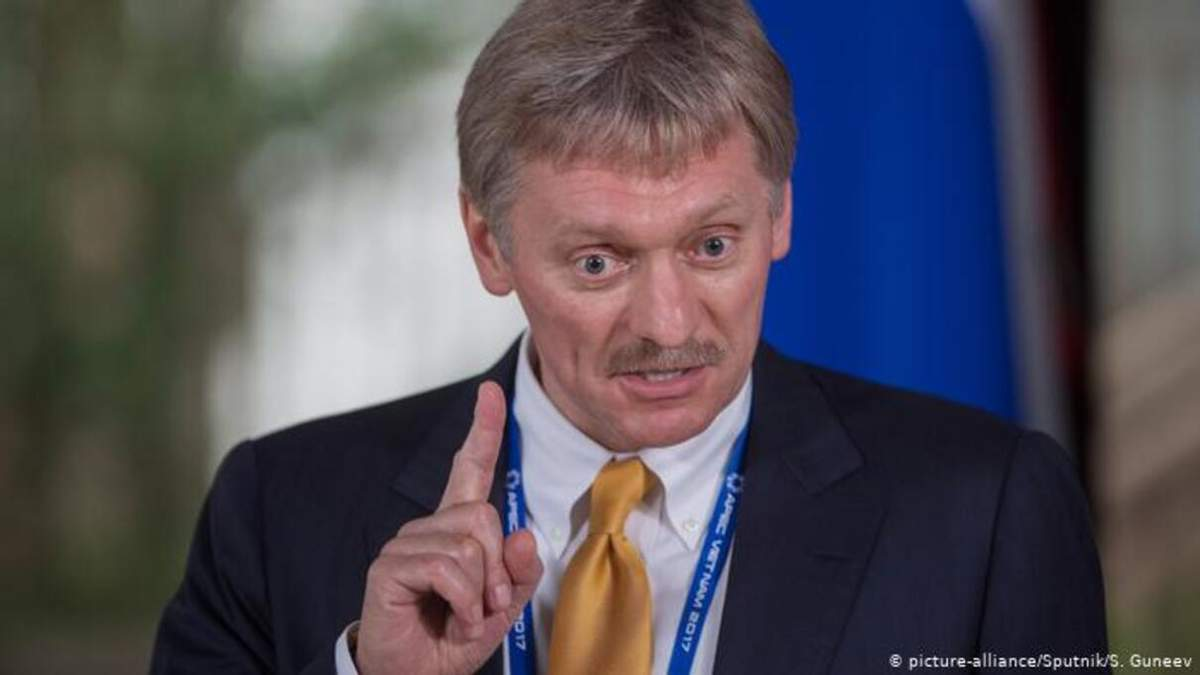 Росія образилась, що її називають стороною конфлікту на Донбасі