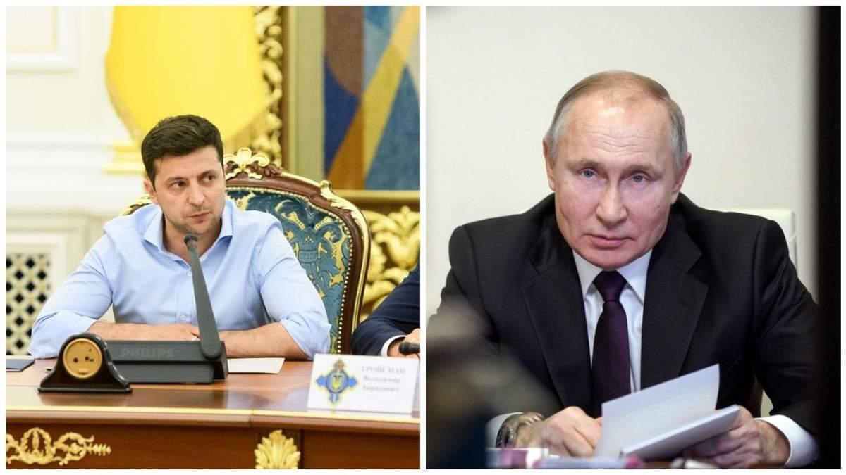 У Кремлі пояснили, чому Зеленський їх розчарував