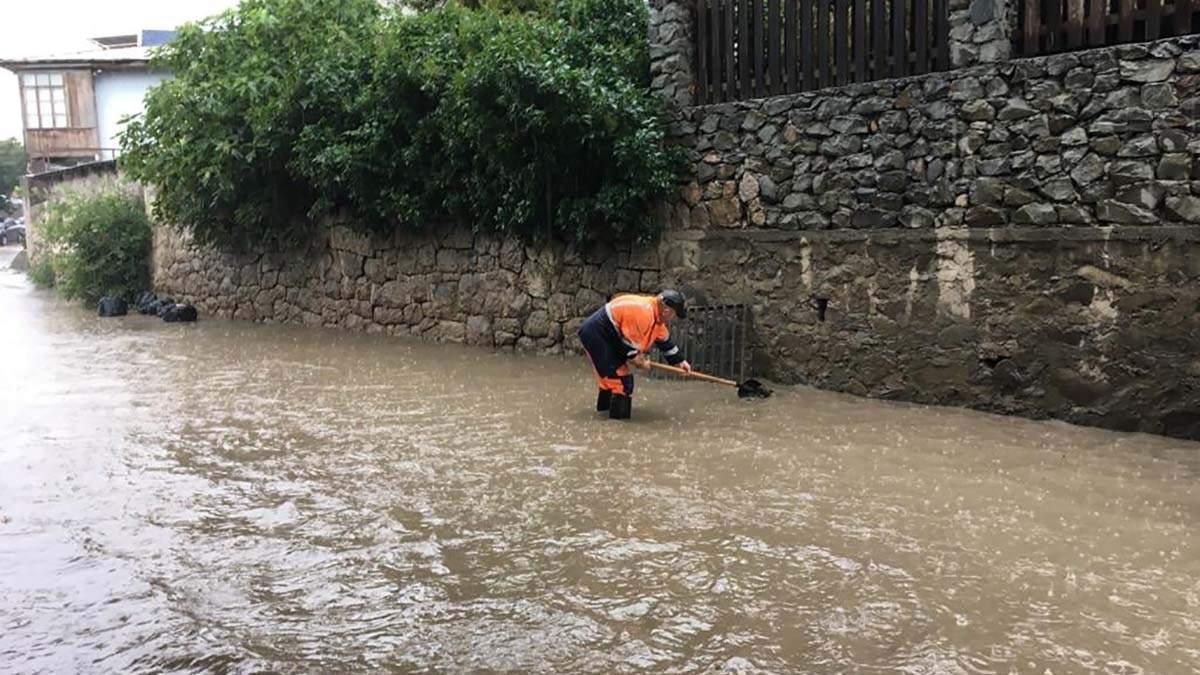 Наводнение в Крыму: есть погибшие и пострадавшие – фото