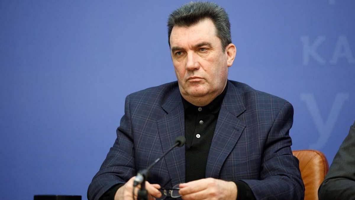 Данілов сказав, чи готова Україна до наступу Росії