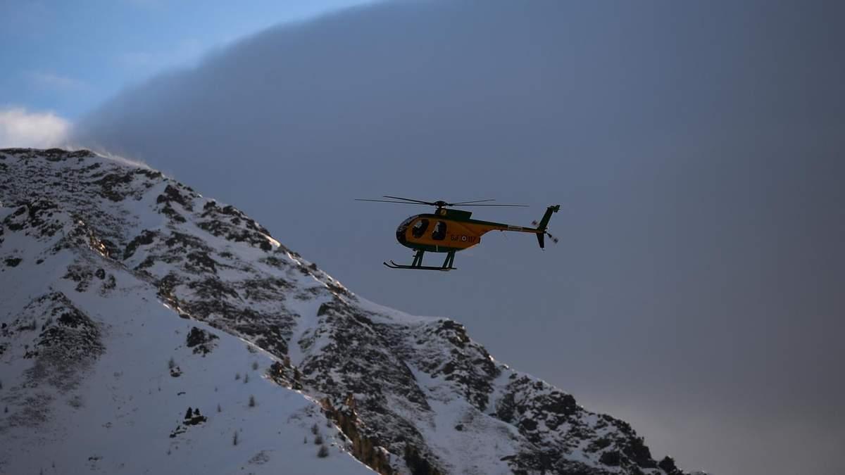 В Альпах на смерть замерзли дві жінки