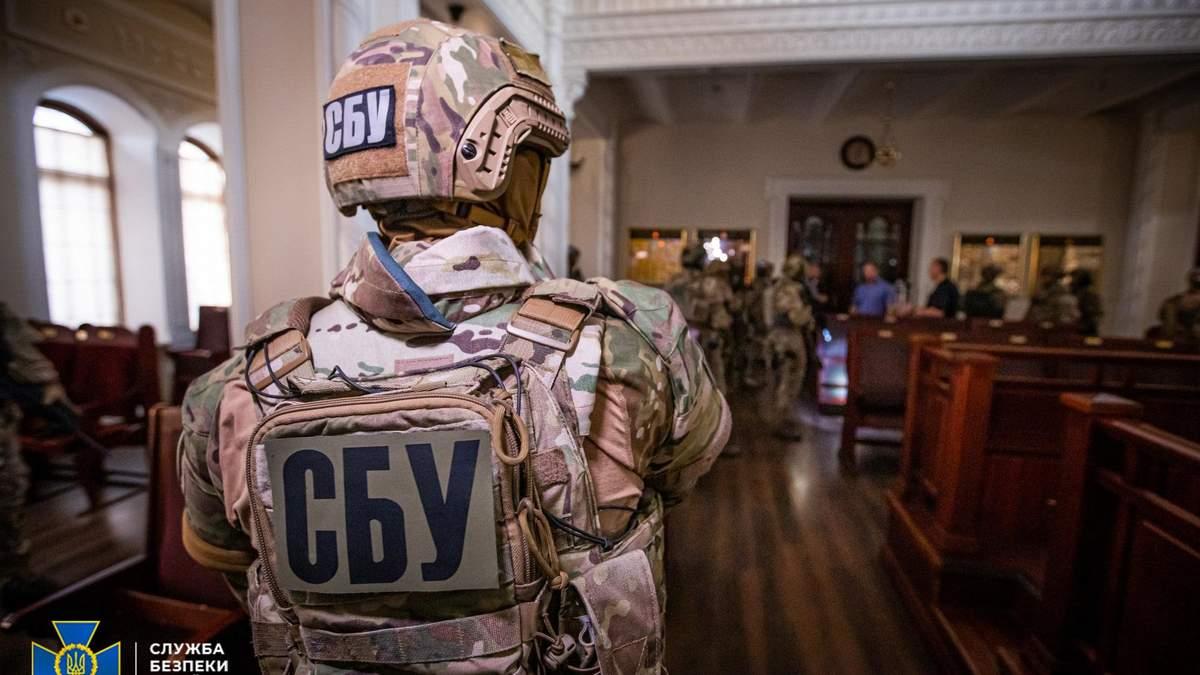 В Киеве в ходе антитеррористических учений освободили посла Израиля: фото