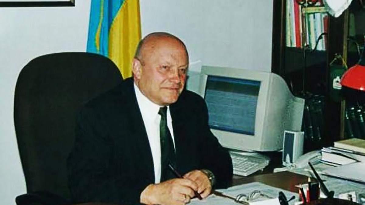 Умер бывший председатель Харьковского облсовета Владимир Тягло