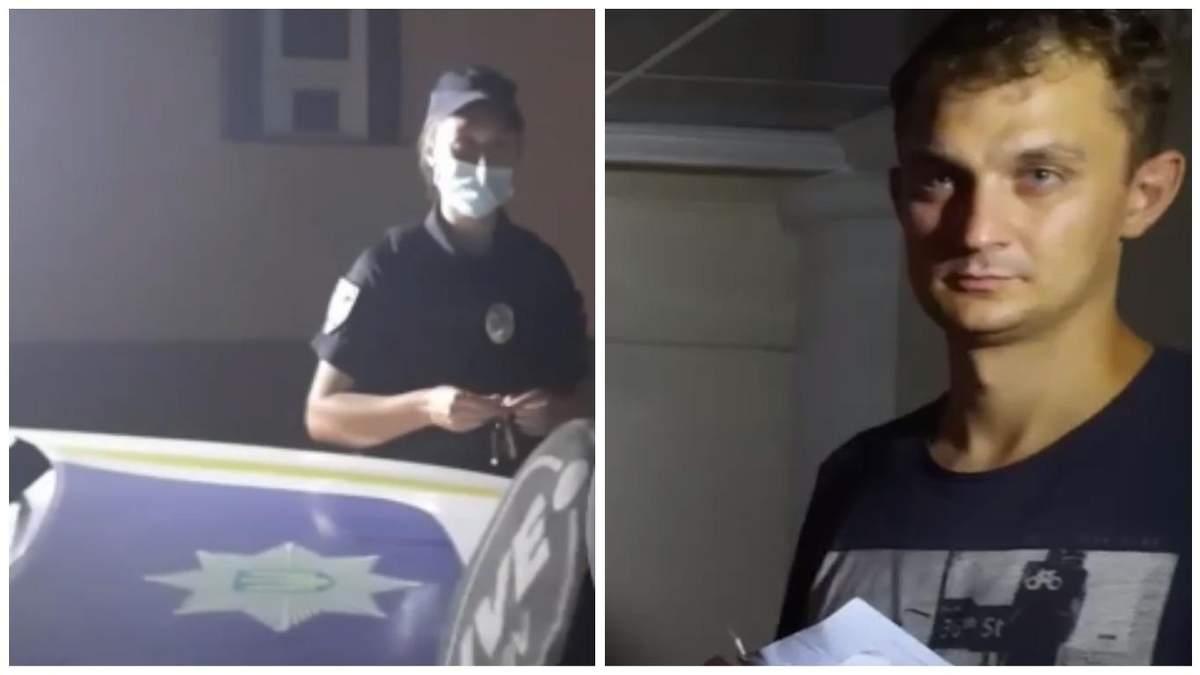 Скандал з Брагарем і патрульними: вони вимкнули бодікамери