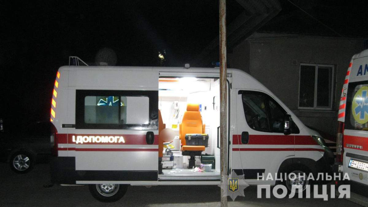 В Затоке убили 48-летнего жителя Львовщины: подозревают жителя Сум
