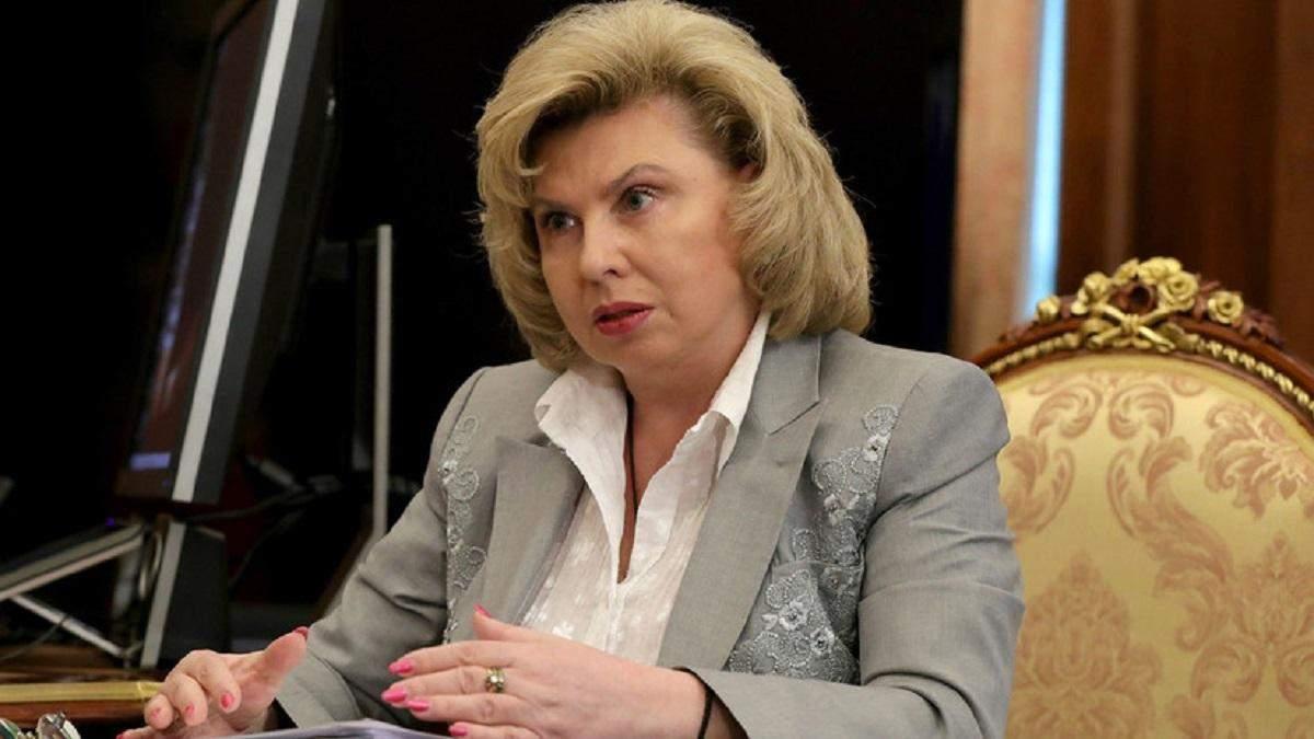 Російський омбудсмен Москалькова потрапила до лікарні з COVID-19