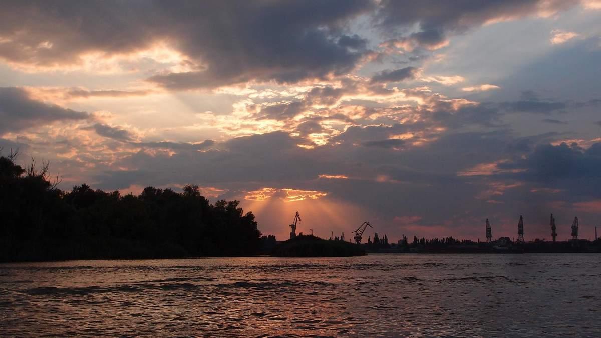 Дніпро - головна річка України