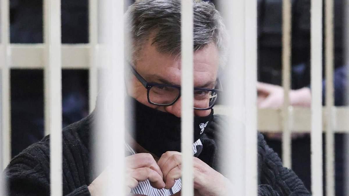 Оппозиционера Бабарыка в Беларуси приговорили к 14 годам заключения