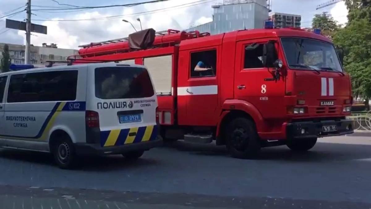 У Києві мінували КМДА та кілька ТРЦ: викуп вимагали у біткоїнах