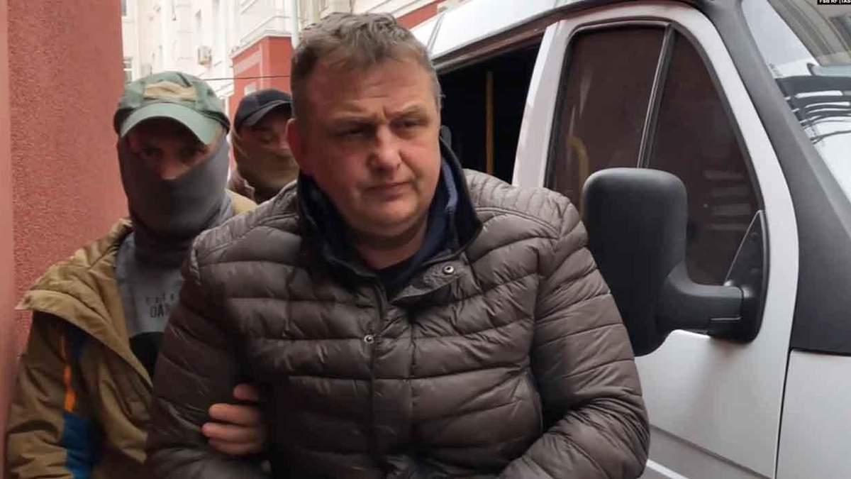 Оккупационный суд в Крыму продлил арест журналиста Есипенко