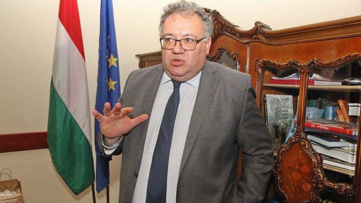 После Западных Балкан, - посол Венгрии о евроинтеграции Украины