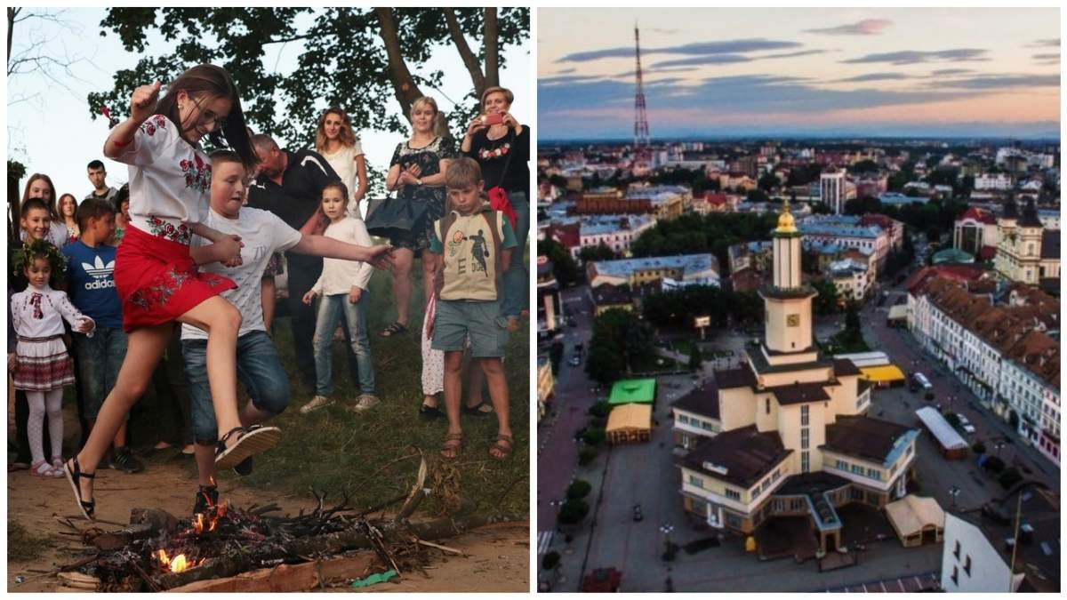 В Івано-Франківську відмовилися від язицьких традицій на Купала