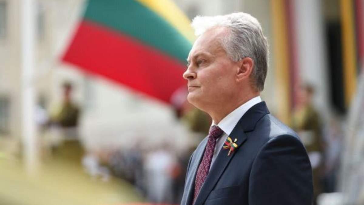 Україна має надати чіткі плани, як вона підсилить ЄС і НАТО, – Науседа