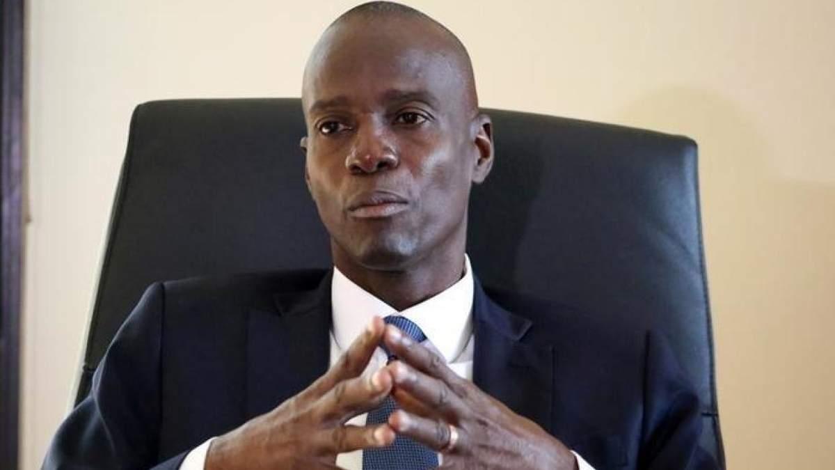 Убит Президент Гаити – умер Жовенель Моиз