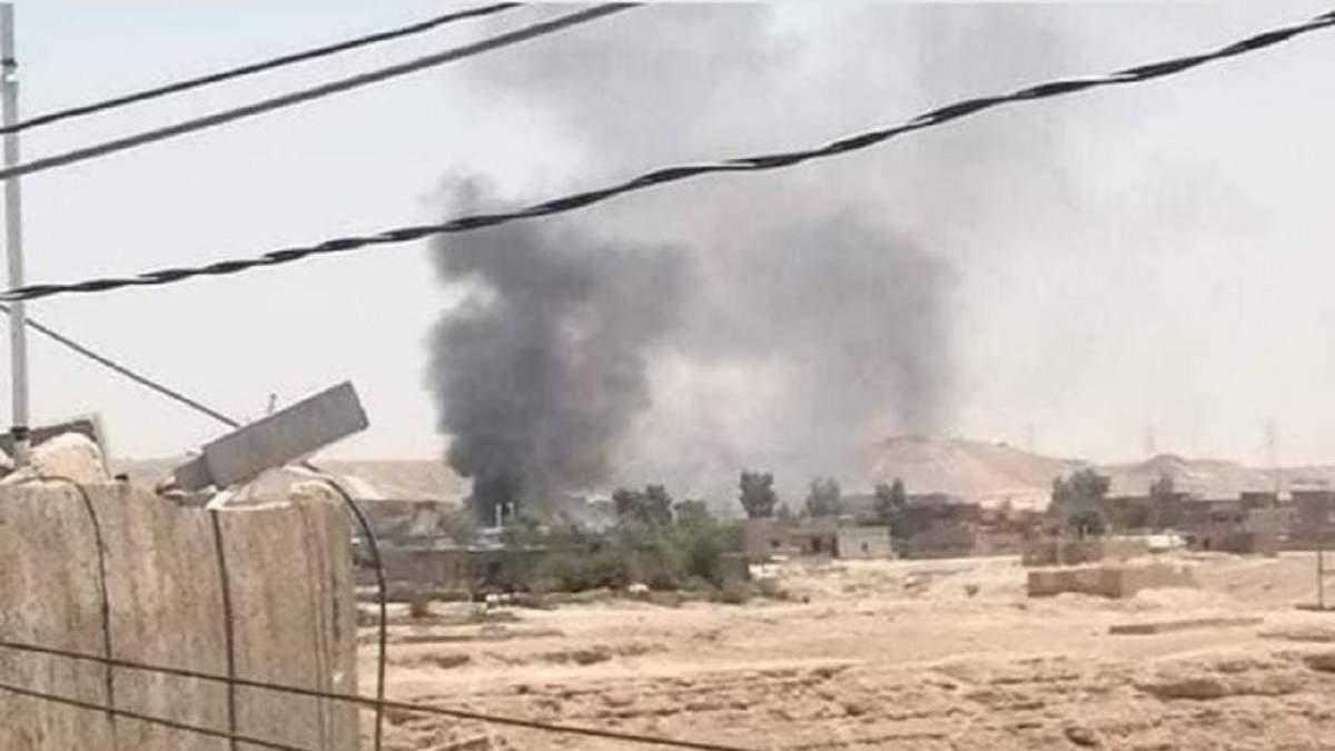 В Іраку обстріляли базу з американськими військовими: є поранені