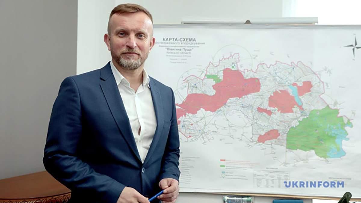 Начальник зоны отчуждения ЧАЭС Костюк подал в отставку, - СМИ