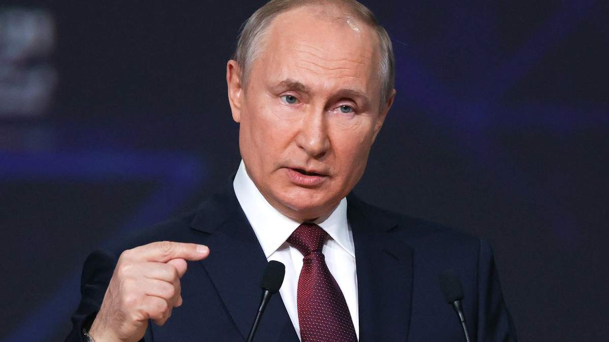 Путін оновив стратегію національної безпеки Росії