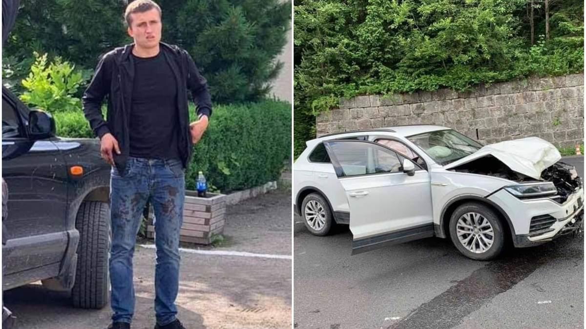 П'яний водій збив на смерть дівчину в Яремче
