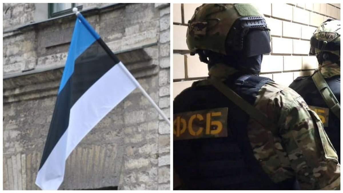 Естонія видворить дипломата Росії у відповідь на дії Москви