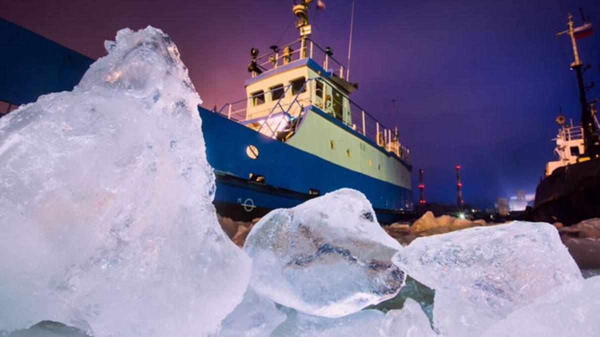 Украина приобретет ледокол для антарктических экспедиций: