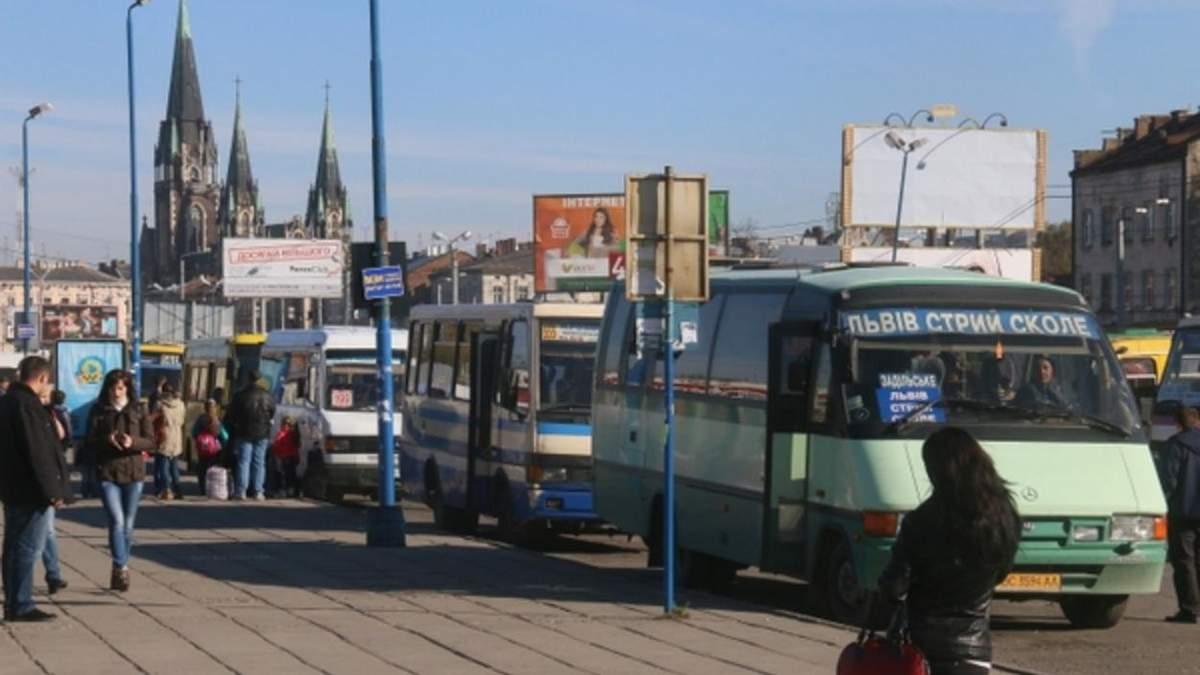 На Львівщині підняли вартість проїзду в приміських маршрутках