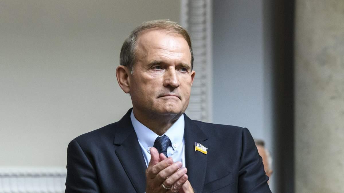 Дело Медведчука: суд решает, что делать с мерой пресечения политику
