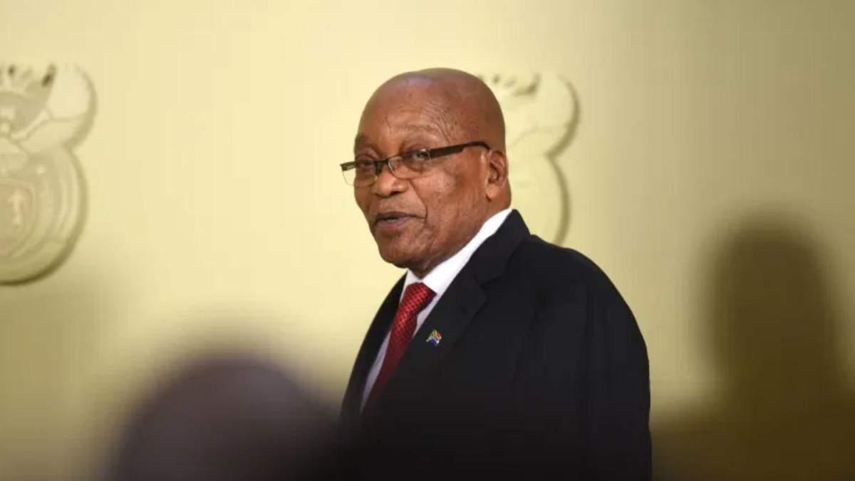 Колишній президент ПАР потрапив у в'язницю