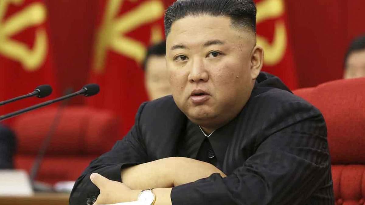 Разведка рассказала о самочувствии Ким Чен Ына