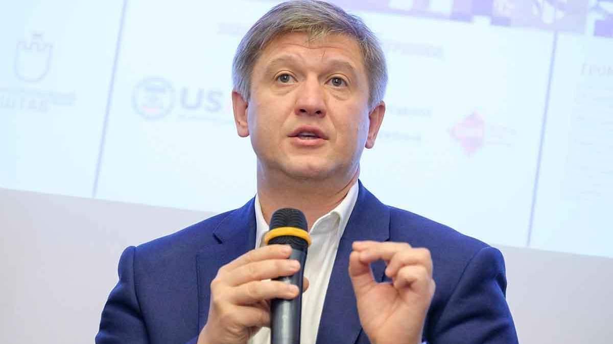 Данилюк сказал, будет ли влиять СБУ на Бюро экономической безопасности