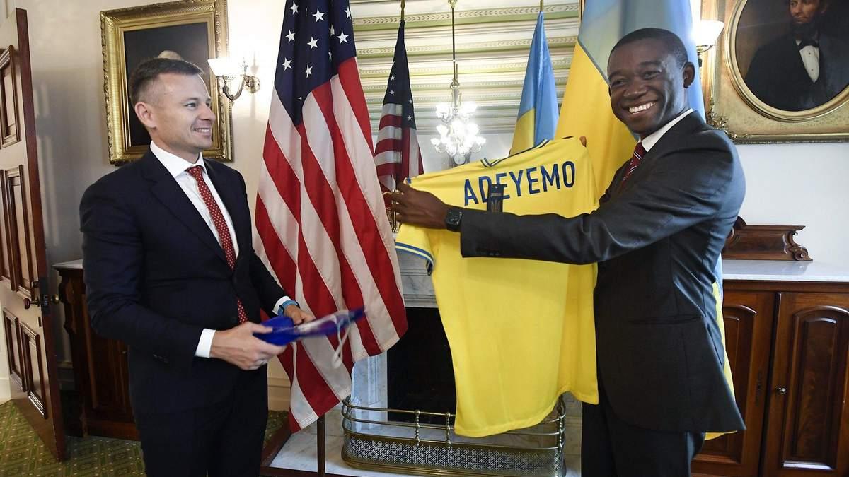 Марченко зустрівся зі заступником глави Мінфіну США – Голос Америки