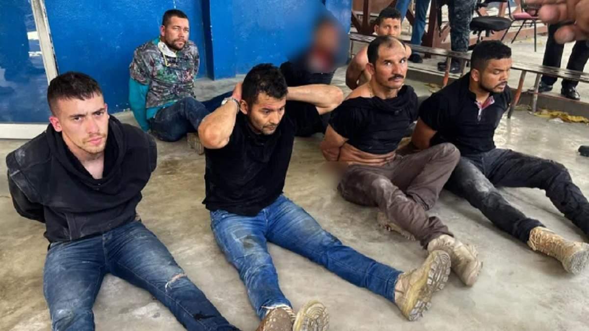 К убийству президента Гаити причастны бывшие колумбийские военные