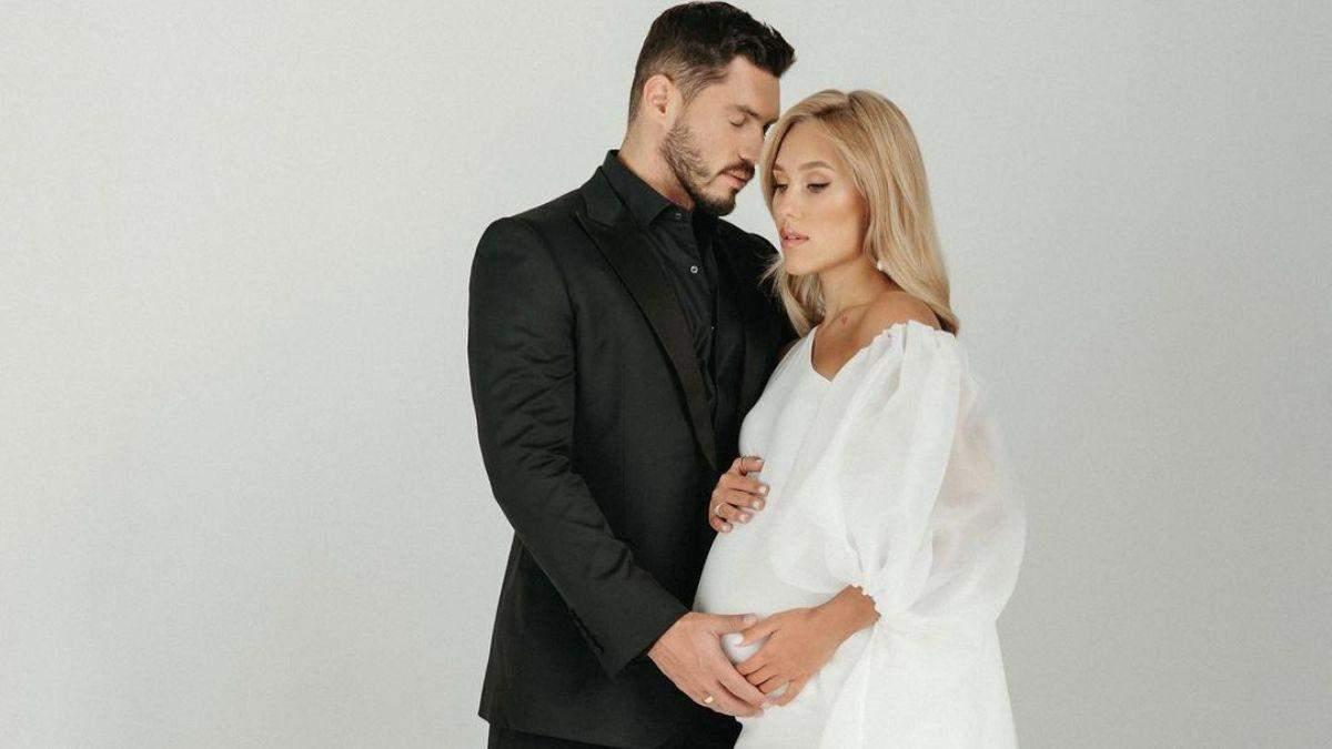 Нікіта Добринін привітав вагітну Дашу Квіткову з днем народження: фото