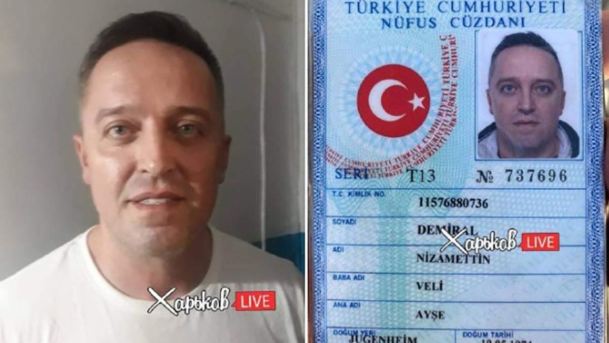 Турок бежал из суда в Харькове: как он бежал