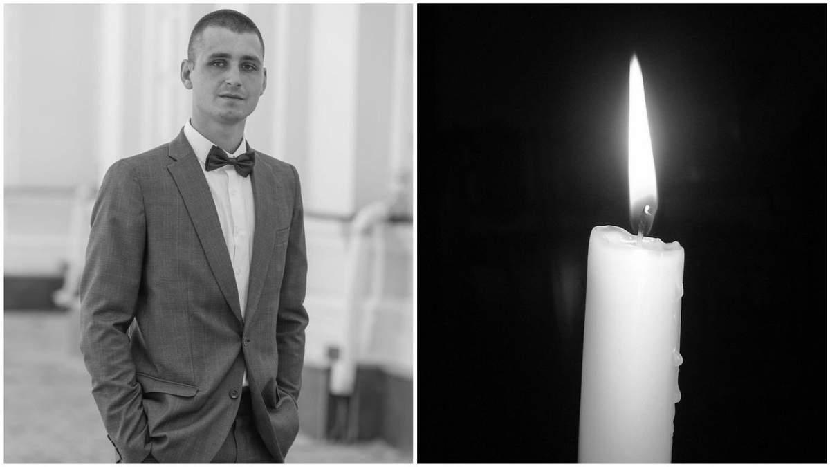 На Донбассе погиб военный из Сумщины Евгений Курасов