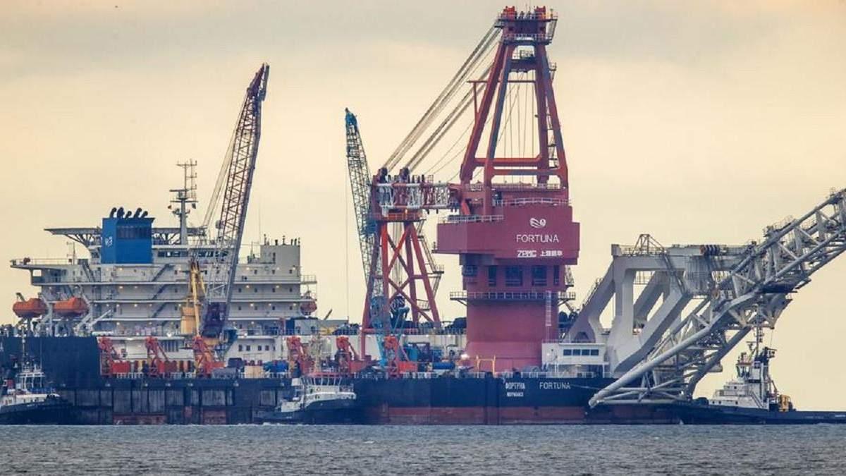 Германия имеет варианты компенсации Украине за Северный поток-2