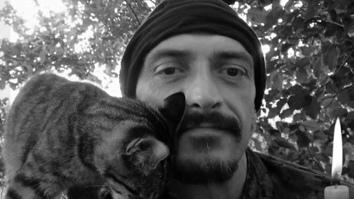 На Донбасі загинув боєць з Тернопільщини Володимир Яськів