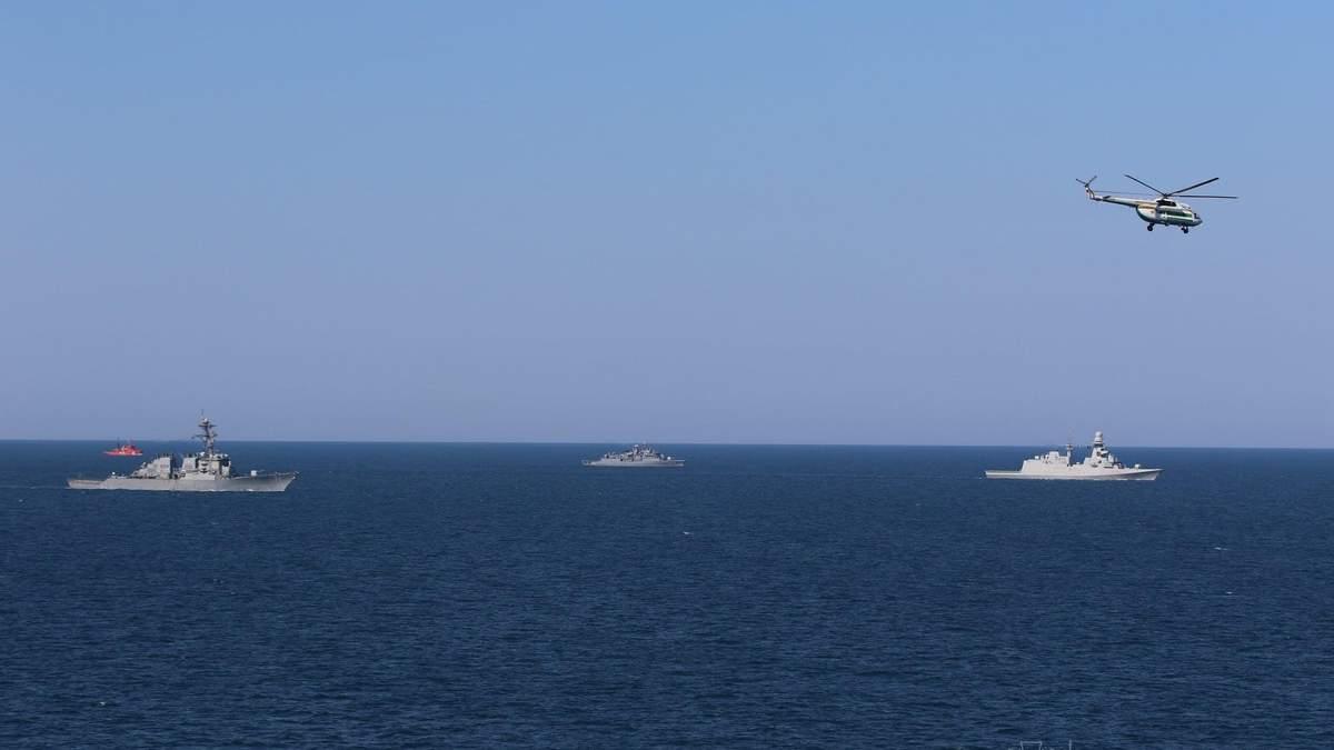Си Бриз-2021 показали, насколько флот России не успевает за НАТО
