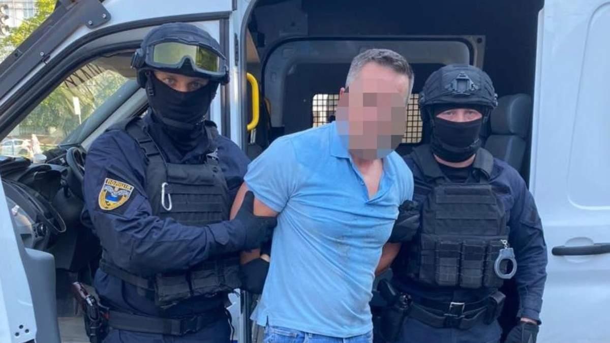 У Києві спіймали турка, який втік з суду в Харкові