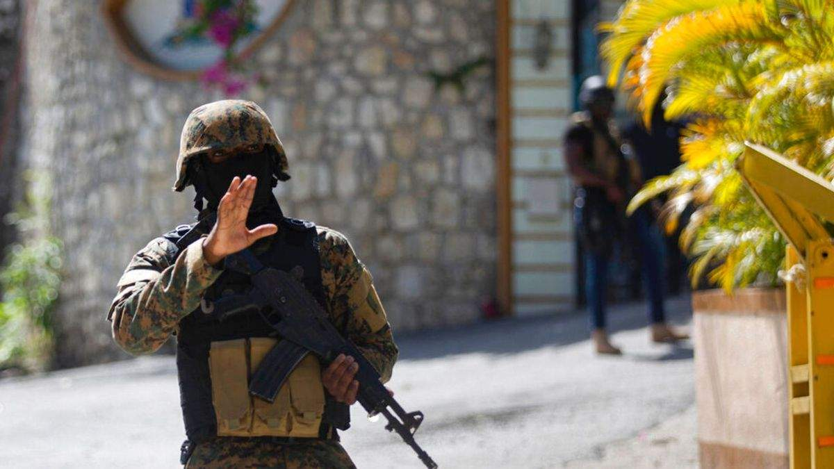 На Гаити задержали вероятного организатора убийства президента Моиза
