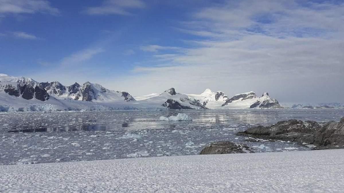 Півострів Київ в Антарктиці зареєстрували як Kyiv Peninsula