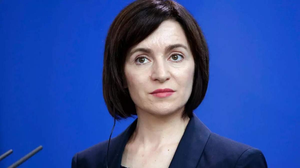 Партія Санду отримує монобільшість на парламентських виборах у Молдові